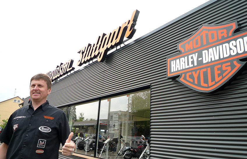 korntal 25 jahre harley davidson stuttgart. Black Bedroom Furniture Sets. Home Design Ideas